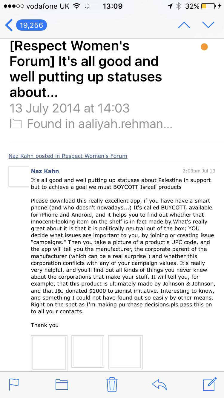 Aisha Ali Khan Women United Blog